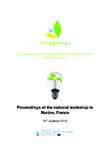 Proceedings of the National Workshop in Nantes, France