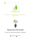 Biomass Action Plan Template