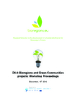Proceedings of the Bioregions & Green Communities Workshop in Rome